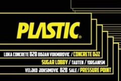 Techno petak u klubu Plastic