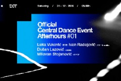 Nakon Central Dance Event žurki pravac u DOT na aftere!
