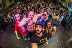 Vračar Raps doček srpske Nove: Prti Bee Gee i Bvana sa gostima