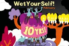 WetYourSelf! slavi 10. rođendan u klubu fabric