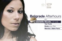 Belgrade Afterhours: Danielle Nicole iz Njujorka pravi techno haos u klubu KPTM