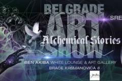 Belgrade Art Show predstavlja nesvakidašnji butoh ples