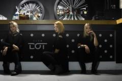 Don t touch the models u klubu DOT: Dress code Black & White