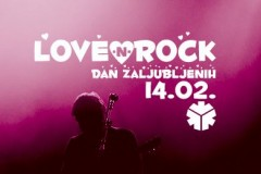 Love and Rock tribute festival za Dan zaljubljenih