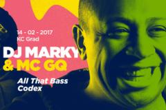 Dan zaljubljenih uz brze taktove i jake baseve: DJ Marky i MC GQ u KC Grad