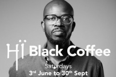 Black Coffee prvi rezident kluba Hï Ibiza
