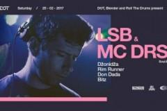 LSB & MC DRS stižu u Beograd