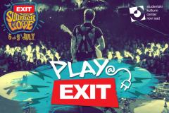Play@Exit: EXIT festival otvara vrata za muzičke nade iz celog sveta