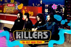 Get EXITed: The Killers dolaze na Exit!