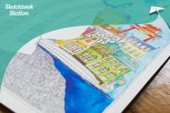 Sketchbook Station: Upoznajte Anastassiu Kortsinskaju