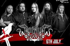 Žestoko u rovovima Exita: Stiže Arkona - giganti pagan metal scene