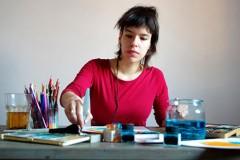 Sketchbook Station: Upoznajte Fláviu Rodrigues Piątkiewicz