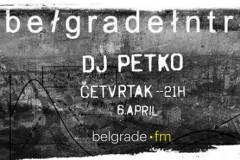 DJ Petko ovog četvrtka biće gost Belgrade Intro emisije