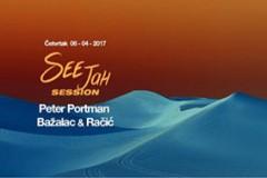 See Jah session: Peter Portman, Bažalac i Račić