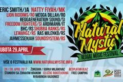 Četvrti Natural Mystic poslednjeg vikenda u aprilu