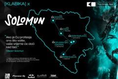 Solomun i Klabika poklanjaju DJ opremu gradovima u BiH
