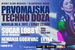 Techno Prvi maj u Slavonskom Brodu