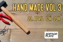 Treći Hand Made Festival u nedelju u Dorćol Platzu