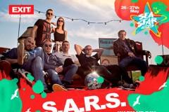 Rambo Amadeus i S.A.R.S. gostuju na nultom danu Sea Star festivala
