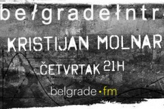 Kristijan Molnar gost Belgrade Intro emisije na radiju belgrade.fm