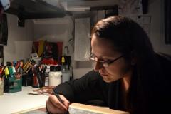 Sketchbook Station: Upoznajte Mariju Lovrić