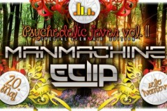 Psychedelic Fever Open Air: Manmachine i E-Clip