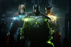 INJUSTICE 2: Betmen vs Supermen - druga runda