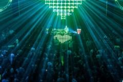 Green Love: Techno dame rasplesale 3000 ljudi