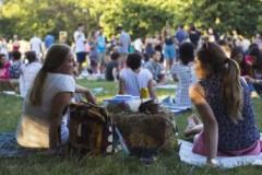 Piknik 21. maja kod Topčiderske zvezde