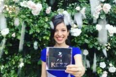 Kezz objavila svoj prvi album