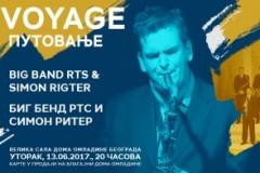 Simon Riter i Big Bend RTS 13. juna u Domu omladine Beograda