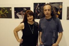ROCK MOMENTI: Izložba rok fotografija Anamarije Vartabedijan i Stanislava Milojković