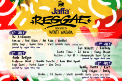 Spiritualno srce Exita: Duh jamajčanske muzike na Jaffa Reggae stejdžu širi pozitivan vajb