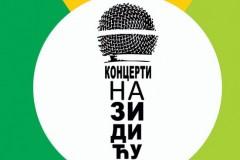Ponovo radi Zidić: Spremite se za svirke na Platou Milana Mladenovića