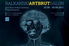 Balkanski Art Brut Salon u Galeriji Štab