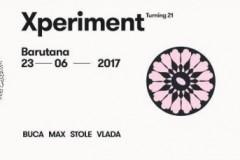 XperimenT slavi rođendan 23. juna u Barutani!