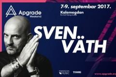 Trodnevni Apgrade Weekend predvode Sven Väth, Modeselektor i Michael Mayer