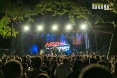 Završen Arsenal Fest: Rekordan broj posetilaca uživao u odličnoj muzici