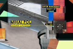 Party At Four: Mihai Pol i Dušan Lazović u subotu ujutru u KPTM-u