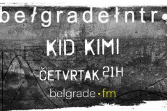 Kid Kimi večeras gost emisije Belgrade Intro