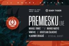 Najpoznatiji rumunski live act: Premiesku na Easy Tiger žurci