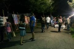 """Izabrani učesnici Nišville umetničke kolonije """"Art to go Jazzy"""""""