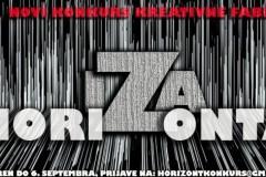 Novi konkurs Kreativne fabrike: Iza horizonta