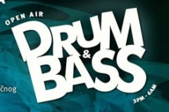 Open air Drum & Bass - Humanitarni festival elektronskog zvuka za Nikolu Vulinovića