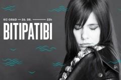 Letnji koncert grupe Bitipatibi u bašti KC Grada 26. 8.