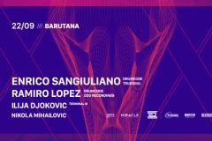 BLENDER: Enrico Sangiuliano & Ramiro Lopez u Barutani