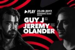 PLAY: Guy J i Jeremy Olander uz jaku domaću podršku!