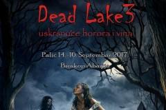 Usksnuće horora i vina: Treći Dead Lake Horror & Wine Festival