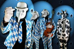 THE RESIDENTS 20. novembra u Domu omladine Beograda!