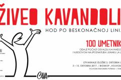 ŽIVEO KAVANDOLI: Najveća strip izložba ove godine u Srbiji